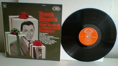 Frank Sinatra, Have Yourself A Merry Little Christmas, Hm521, Vinyl Lp