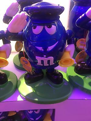 M&M New Police Candy Dispenser