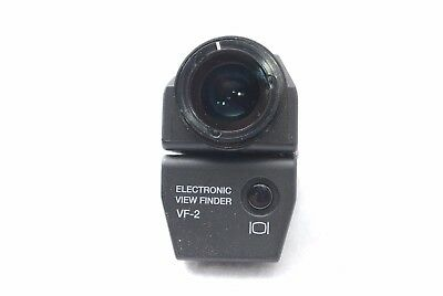 OLYMPUS VF-2 Black Electronic Viewfinder from Japan #d49