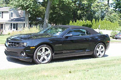 2011 Chevrolet Camaro  2011 Chevrolet Camaro 2SS CONVERTIBLE - EXCELLENT Condition - LOW 8,500 Miles