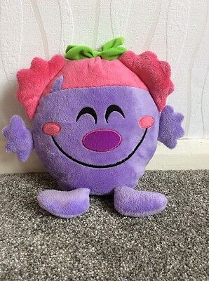 Little Miss Soft Toy **FREE UK POSTAGE** (B10)