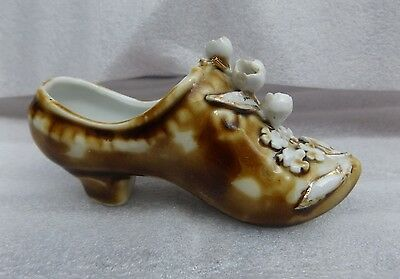 Vintage Shoe Ornament