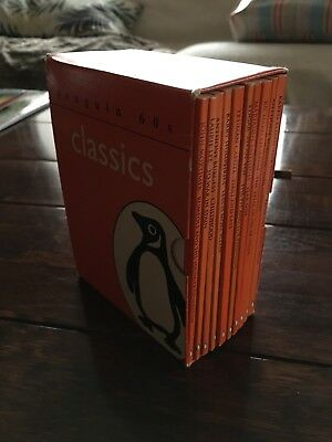 Penguin Classics Box Set - 10 Books Collection! Penguin 60's