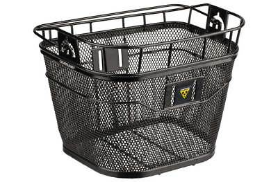 Topeak Front Basket with Fixer 3E From Evans Cycles