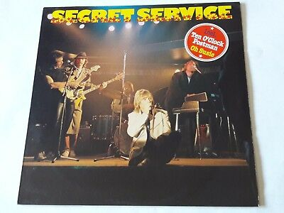 Secret Service - Oh Susie - Lp - 1980