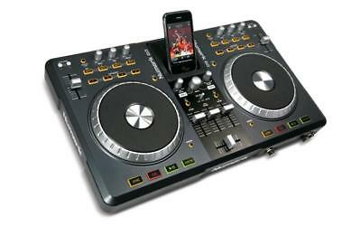 Numark iDJ3 Digitaler DJ Controller mit iPod Dock Virtual DJ LE Software inkl.
