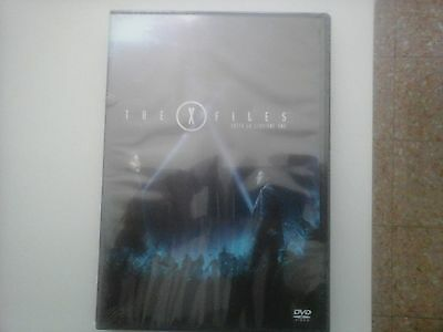 The X-Files - Stagione 1 (7 DVD - Restage) - ITALIANO ORIGINALE SIGILLATO -