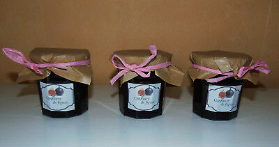 ★ confiture de figues faite maison X3