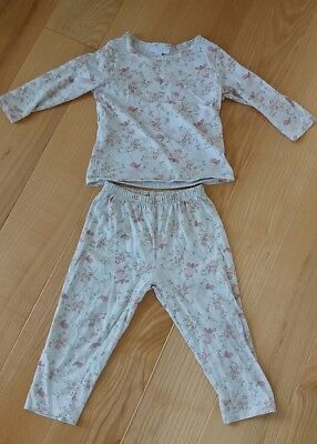 girls fairy pyjamas pjs 18-24 months 1.5-2yrs White Stuff Little White Company