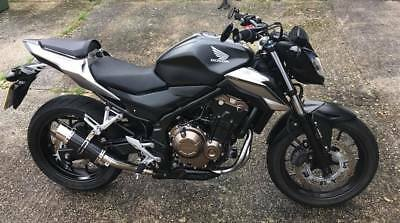 2016 Honda Cb500F  Abs Low Miles