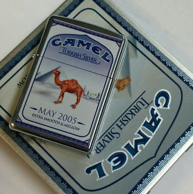 Camel Zippo Lighter CZ #673 Made for RJR Sales Force 2004 VERY RARE