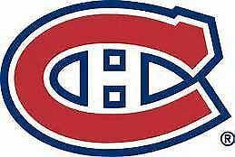 Buffalo Sabres vs Montreal Canadiens - Nov. 11 Bell Centre - WHITES Section 310