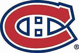 Detroit Red Wings vs Montreal Canadiens - Dec.2 Bell Centre - WHITES Section 310