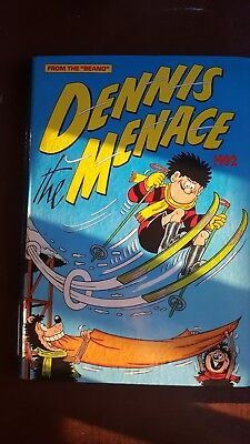 Dennis the menace Annual 1992 not price clipped. Excellent condition.
