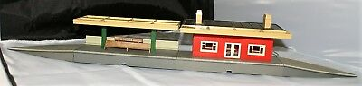 Triang Hornby R2 Village Station Set. Boxed