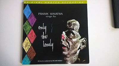 MFSL Frank Sinatra Sings for Only the Lonely Mofi Vinyl