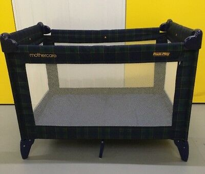 Mothercare Pack n' Play Travel Cot and Playpen