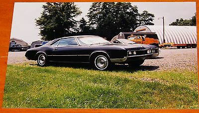 Photo 1968 Buick Riviera Somewhere In Maine Early 200S - Vintage American 60S