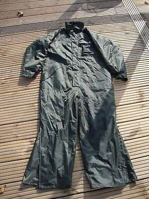 Leeda Specialist All-in-one Thermal/Anglers Fishing Suit Size LARGE 40 TO 42 Gre