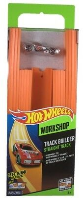Hot Wheels Track Builder Straight Track 15 ft