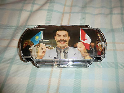 Psp Game Holder With Borat Front And Back Pictures Sent Safe