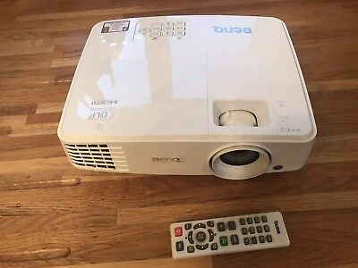 Benq MX570 DLP Projector with remote