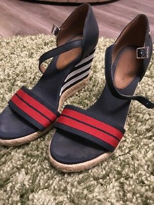 Tommy Hilfiger Wedge Shoes Size 7