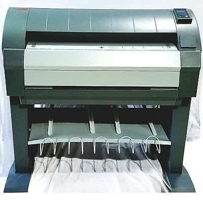 OCE 9400 Wide Large Format Plotter Printer Industrial commercial 36 inch copier
