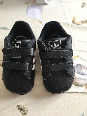 Adidas Originals Baby Shoes Size 3K