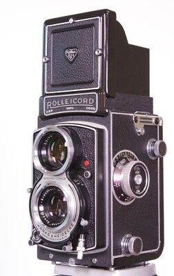 Rolleicord VA Type II TLR camera