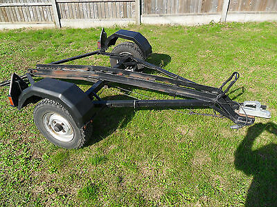 For Sale A Very Strong Single Bike Trailer