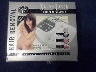 Salon Laser Hair Removal System by Rio