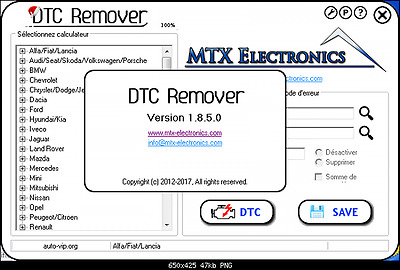 DTC Remover 1.8.5.0  Full with activator