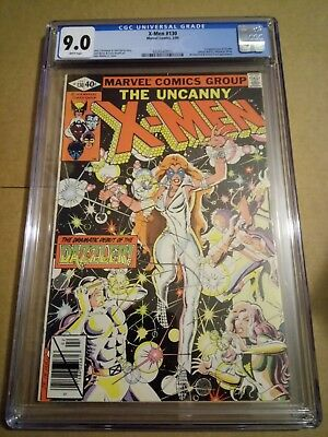 THE UNCANNY X-MEN #130 CGC 9.0 - 1st App Dazzler - Marvel - Cents Copy - 1980
