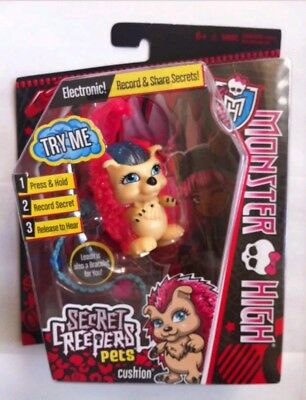 Monster High Secret Creepers Pets: Cushion **NEW**
