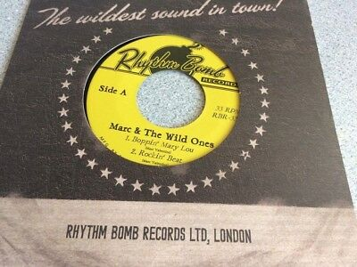 Marc and The Wild Ones - Boppin' Mary Lou - Killer Rockabilly