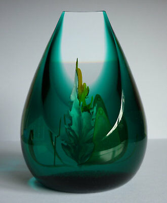 """Caithness """"The lost world"""" paperweight. Limited edition of 350. Boxed."""