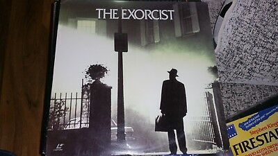 The Exorcist NTSC Laserdisc FREE POSTAGE