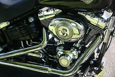 2008 Harley-Davidson Softail  RARE 2008 Rocker C (Located Northern Virginia) ONLY: 3,755 miles