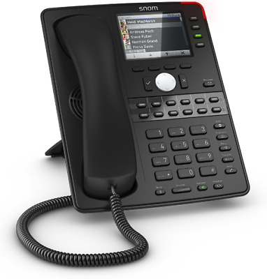 Snom D765 12 Line SIP/ VoIP IP Phone (No PSU)