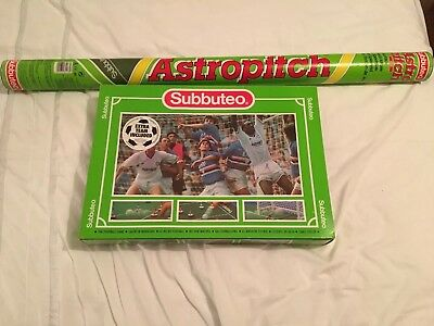 Classic Subbuteo With Astropitch 1990s
