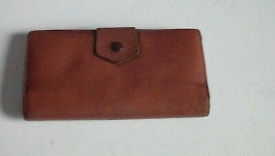Ladies Old leather purse