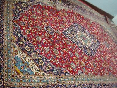Hand Made Persian kashan Rug 417cm x 295cm