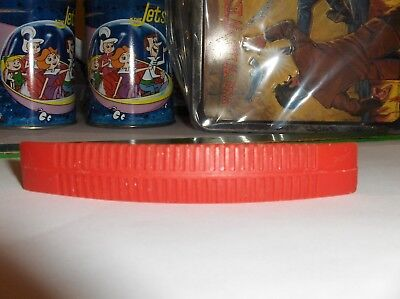 Red Lunchbox Handle,E Knievel,D Firefighters,Archies,Hector Heathcote,Emergency