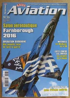Raids aviation octobre novembre 2016 n°26