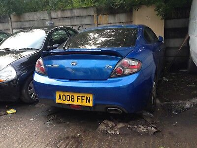 1.6 Hyundai coupe 2008- spares or repair