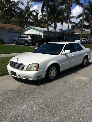 2003 Cadillac DeVille  2003 cadillac deville immaculate exterior 192k miles, needs a little work