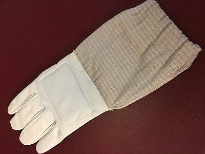 "Sabre Washable & Corrosion 400NW All Leather Glove L Hand Size 9.5 (US 10"")"