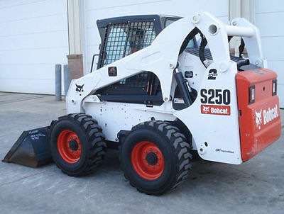 Bobcat S250 Skid Steer Workshop Manual