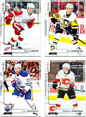 2017-18 O-Pee-Chee *** PICK 10 Cards *** Complete Your Base SET